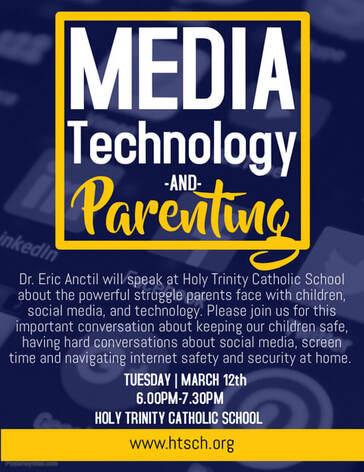 Monday Minute (2 20 19) - Holy Trinity Catholic School